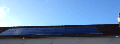 Nos installations photovoltaïques